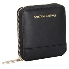 Женский кошелек Smith & Canova 26812 BLK