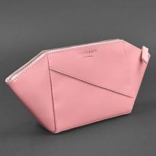 Косметичка шкіряна BlankNote BN-CB-2-pink-peach