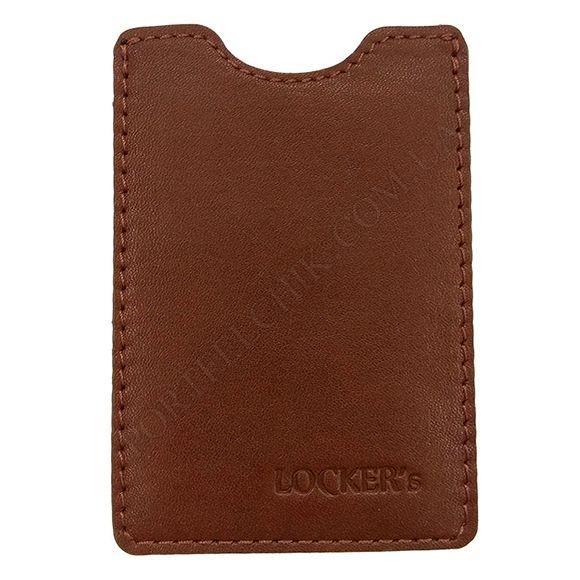 Кредитниця Locker Card Orange коричневий