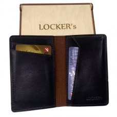 Кредитница Locker Holder Brown