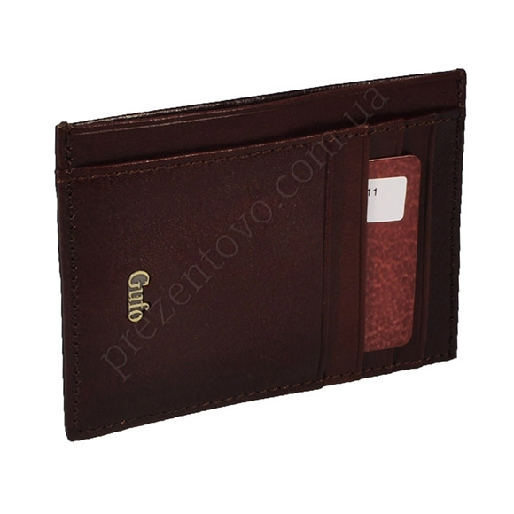 Кредитниця Gufo 3311011 коричневий