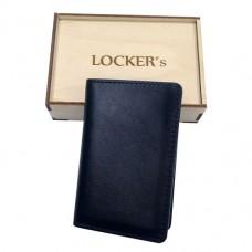 Обложка на Id паспорт Locker ID Black