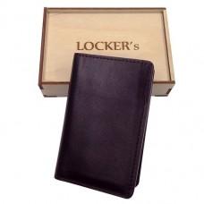 Обложка на Id паспорт Locker ID Brown