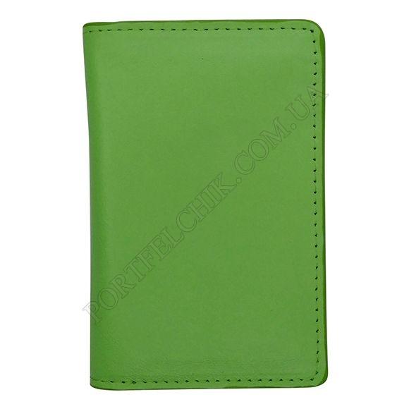Обкладинка на Id паспорт Locker ID Green
