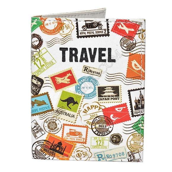 Обложка на id паспорт ТМ Passporty D-23 принт