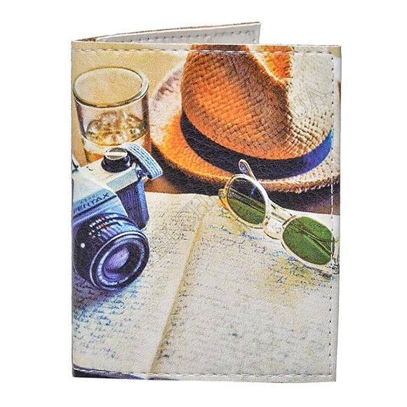 Обложка на id паспорт ТМ Passporty D-49 принт