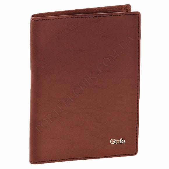 Обкладинка на паспорт Gufo 3011012