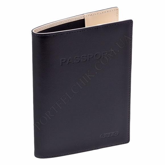 Обкладинка на паспорт Gufo GFW 2111 CR