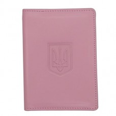 Обложка на паспорт Locker Pas Pink Emblem