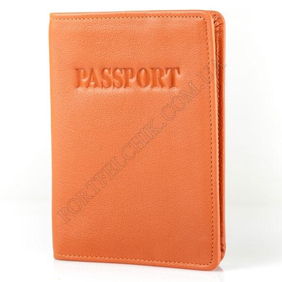 Обкладинка на паспорт Tacchini NP 522 OR