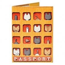 Обложка на паспорт TM Passporty 111