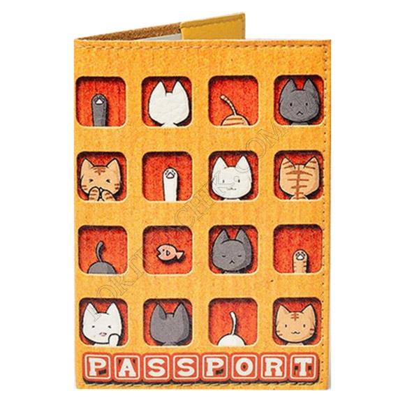 Обложка на паспорт TM Passporty 111 принт