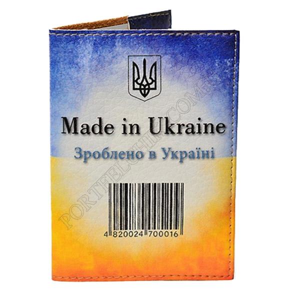 Обложка на паспорт TM Passporty 122 принт