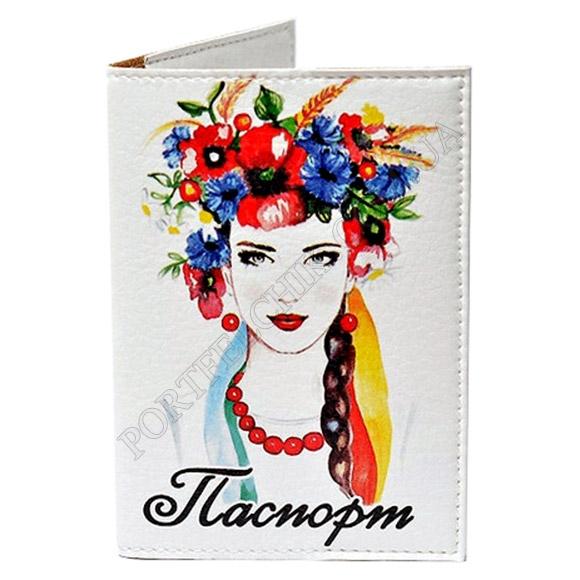 Обложка на паспорт TM Passporty 141