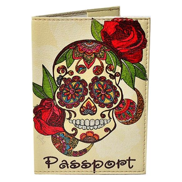 Обложка на паспорт TM Passporty 21 принт