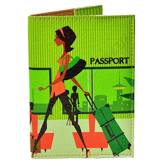 Обложка на паспорт TM Passporty 28 принт