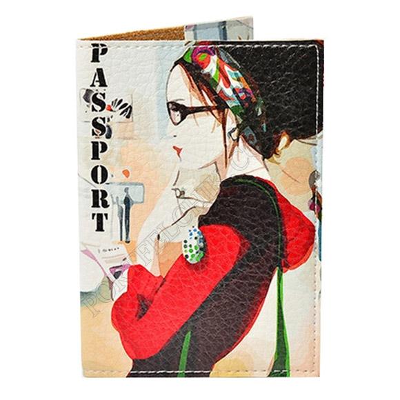 Обложка на паспорт TM Passporty 33 принт