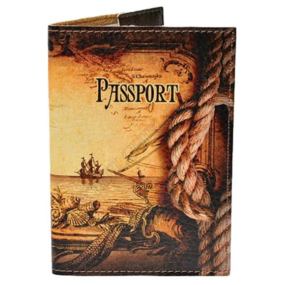 Обкладинка на паспорт TM Passporty 41 принт
