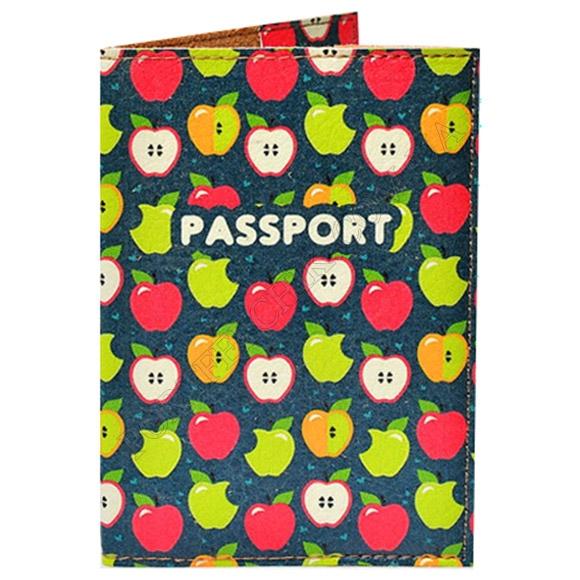 Обложка на паспорт TM Passporty 42 принт