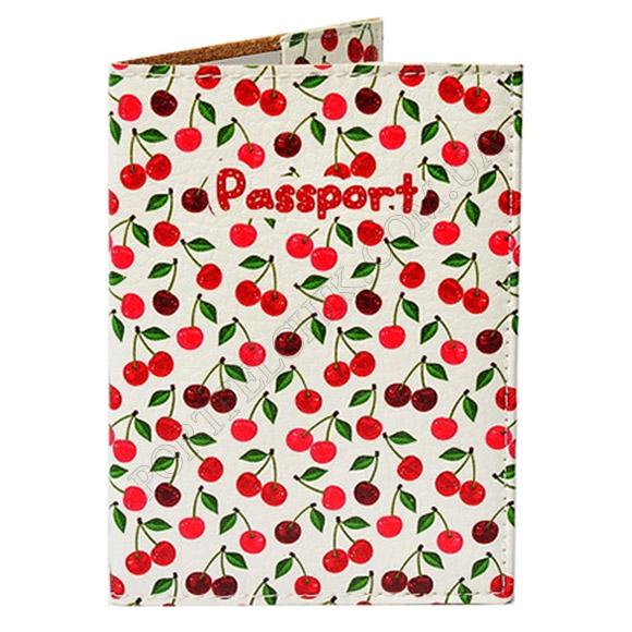 Обложка на паспорт TM Passporty 44 принт
