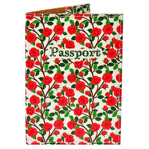 Обложка на паспорт TM Passporty 48 принт