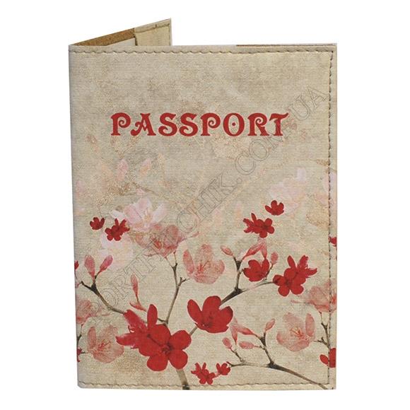 Обложка на паспорт TM Passporty 56 принт