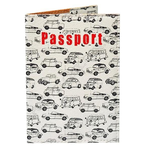 Обложка на паспорт TM Passporty 63 принт