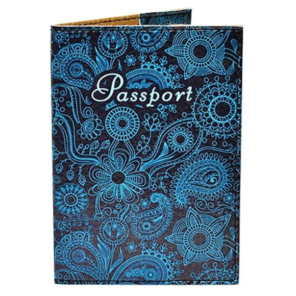 Обложка на паспорт TM Passporty 69 принт