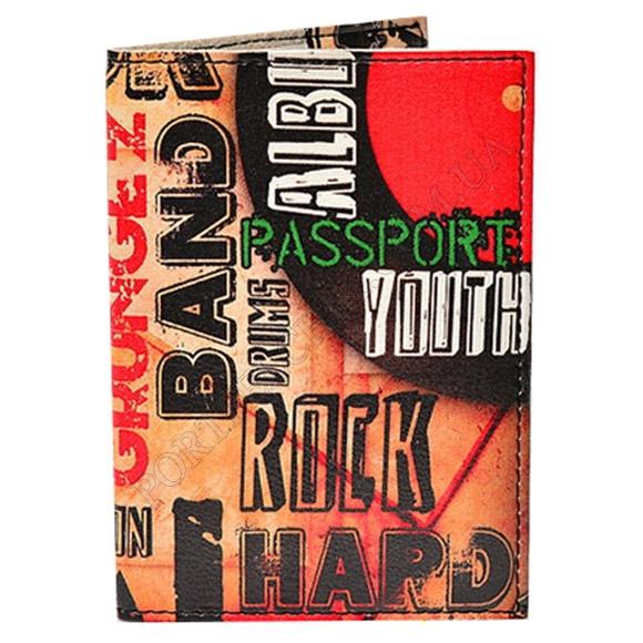 Обложка на паспорт TM Passporty 79 принт