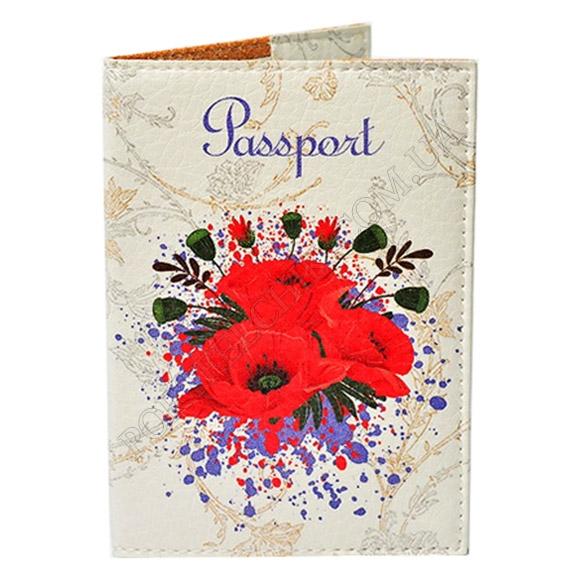 Обложка на паспорт TM Passporty 8 принт