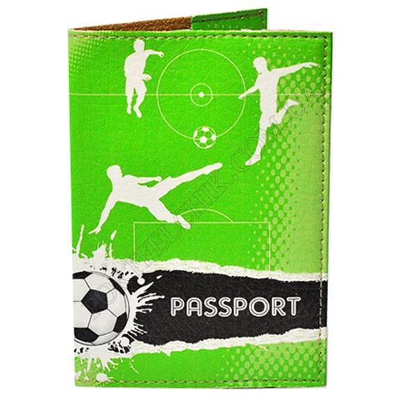 Обложка на паспорт TM Passporty 89 принт