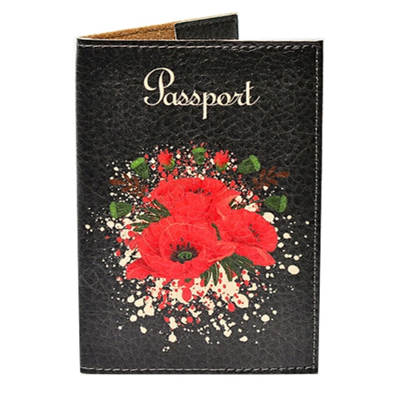 Обложка на паспорт TM Passporty 9 принт