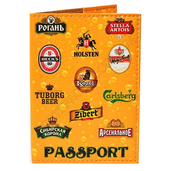 Обложка на паспорт TM Passporty 97 принт