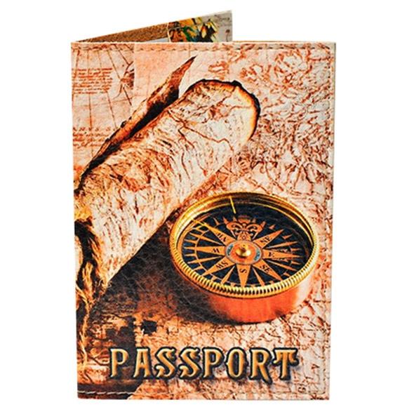 Обложка на паспорт TM Passporty 99 принт