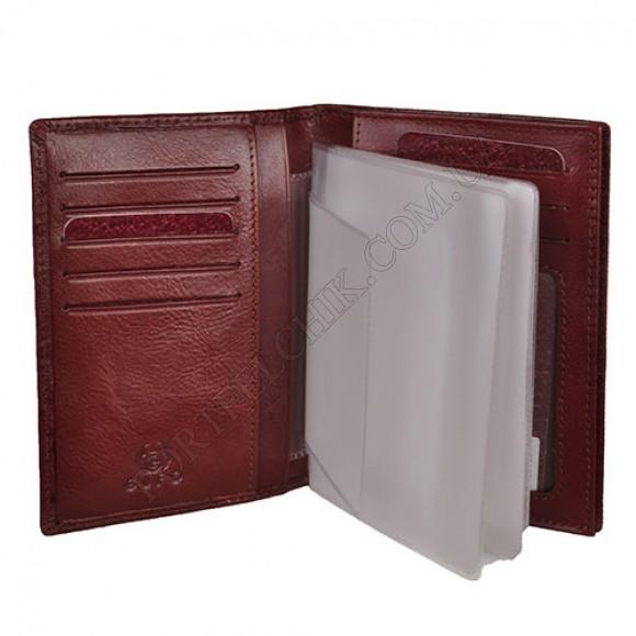 e91ade0efff2 Обложка для паспорта и прав Gufo 3101012