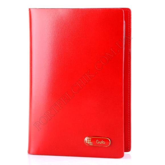 Обкладинка для паспорта та авто документів Gufo GFW 2927 RE червоний