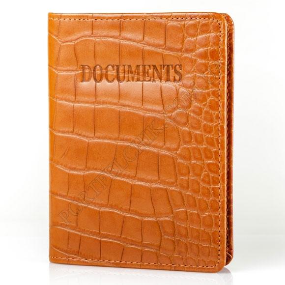 Обложка для документов Tacchini A 806 OR