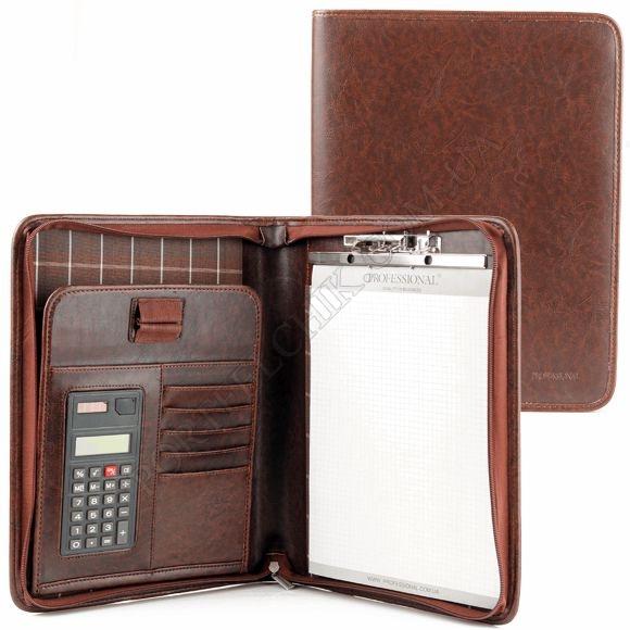 Папка Professional 756.23 коричневий