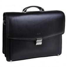 Портфель кожаный Gufo 4211 BL