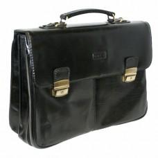 Портфель кожаный Gufo D 3591 BL