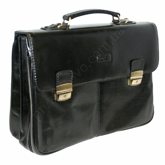 Портфель Gufo D 3591 BL чорний