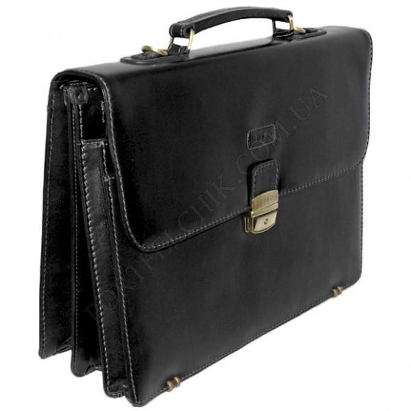 Портфель кожаный Gufo D 3634 BL