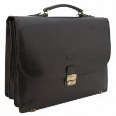 Портфель кожаный Gufo D 5249 A BL