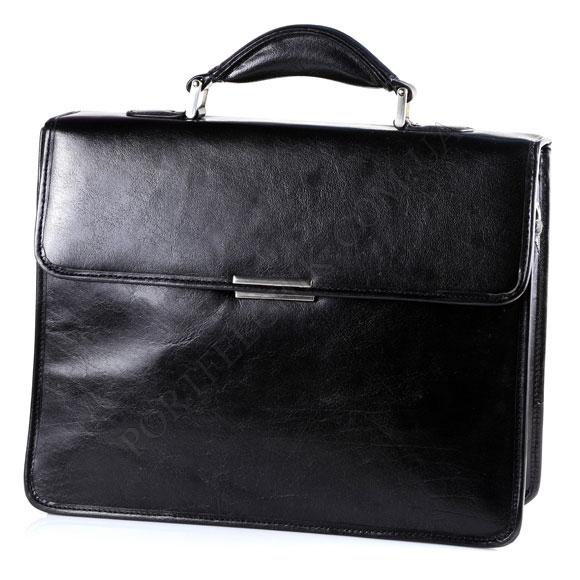 Портфель Gufo PB 72398 BL чорний