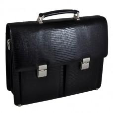 Портфель кожаный Petek 7510-041-01
