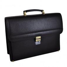 Портфель кожаный Petek 781-46B-02