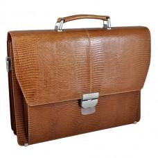 Портфель кожаный Petek 799-041-13