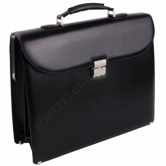 Портфель Petek 816-000-01 чорний
