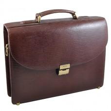 Портфель кожаный Petek 844-041-02