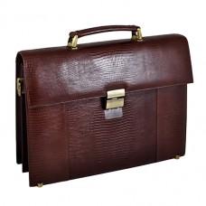 Портфель кожаный Petek 877-041-02